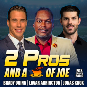 2 Pros and a Cup of Joe - FOX Sports Radio New Jersey